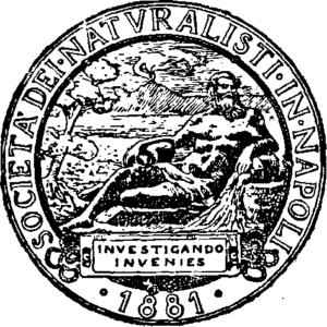 Società dei Naturalisti in Napoli